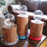 Accent Lamps- Lodgepole Pine