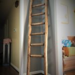 I custom build quilt ladders using lodgepole pine or aspen- to your specifications for height, width, and rungs.
