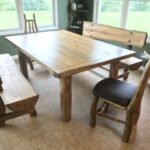 Completely custom dining room set